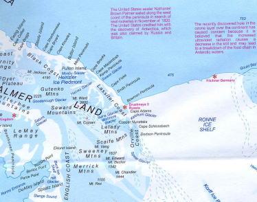 南極サンプル